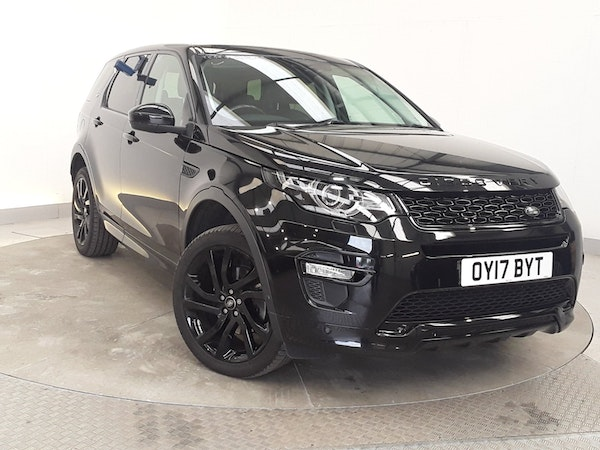 OY17BYT - LAND ROVER DISCOVERY SPORT DIESEL SW